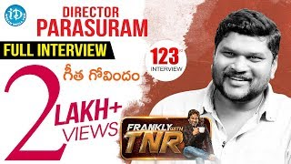 Frankly With TNR #123 Exclusive Interview || Talking Movies With iDream