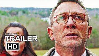 KNIVES OUT Official Trailer #2 (2019) Daniel Craig, Chris Evans Movie HD