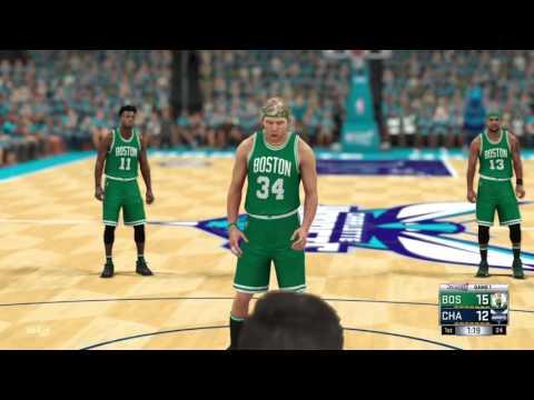 Eastern Conference Finals game 1 vs. Hornets