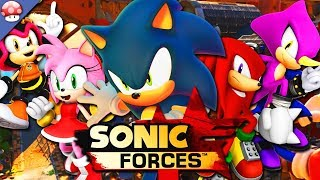 Sonic Forces PC Gameplay