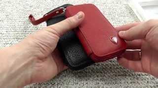Обзор: Универсальный Кожаный Чехол BRUM для телефонов размером до 120x60 мм