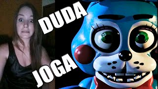 DUDA Jogando Five Nights at Freddy