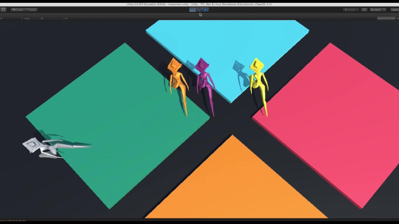 Walk animation unity : Bitcoin 30000 video