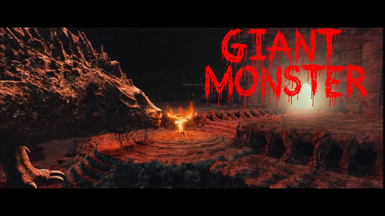 Download giant monster - best scenes - Chronicles of the Ghostly Tribe HD
