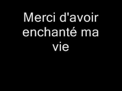 Kyo-Dernière Danse Lyrics