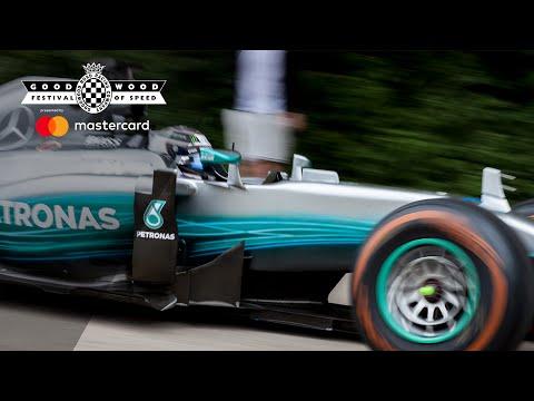 Bottas rips Mercedes F1 tyres apart at FOS