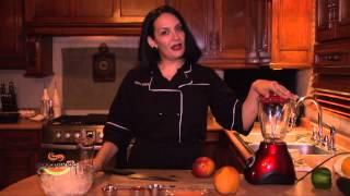 Recetas De La Chef Palacios: Frappé De Mango
