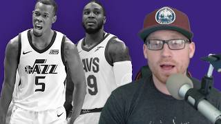 Utah Jazz trade Rodney Hood to the Cleveland Cavaliers for Jae Crowder - Reaction Video