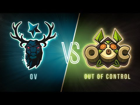 OV vs Out of Control - DWS Winter 2018 - Journée 10