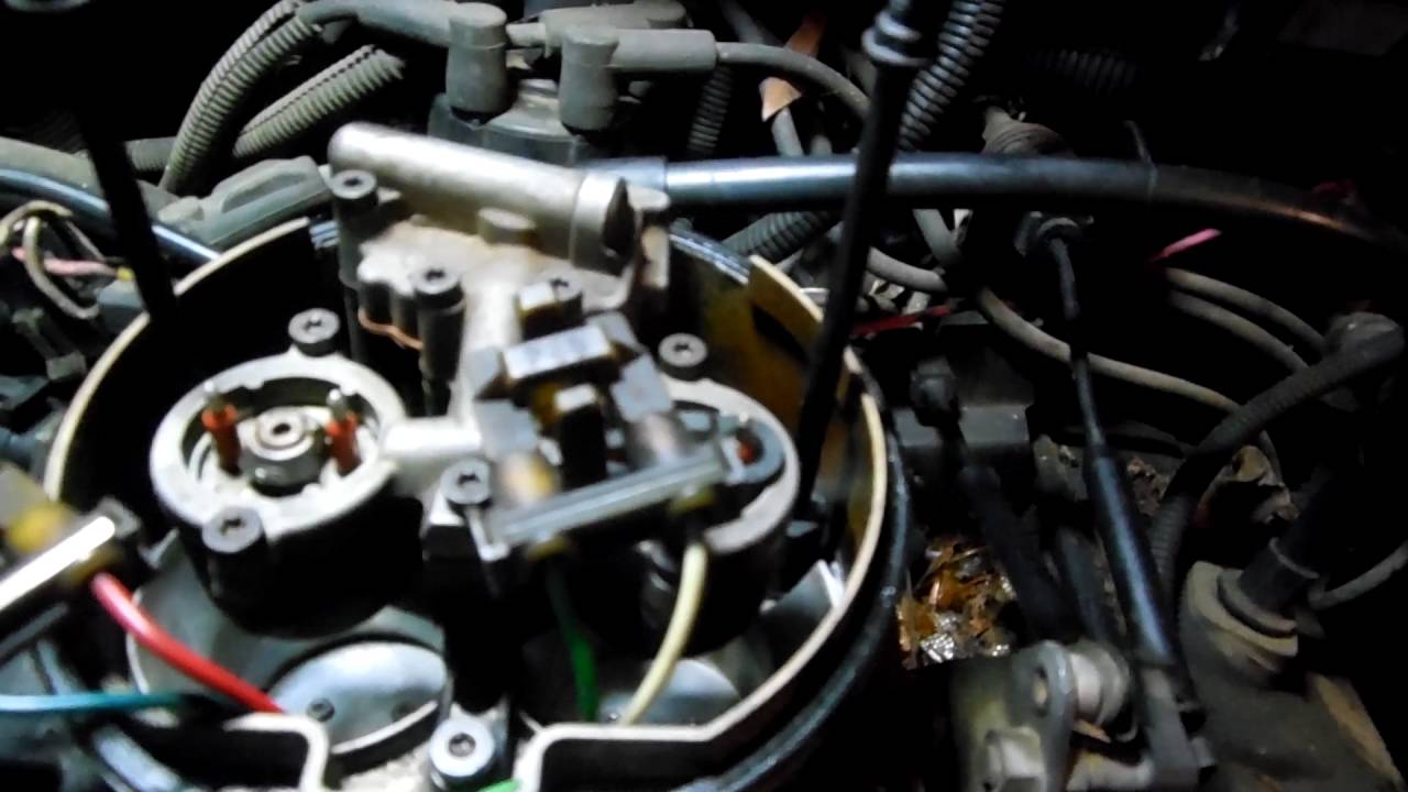 4 3 GM 220 THROTTLE BODY FUEL INJECTOR FIX AND TROUBLESHOOTING
