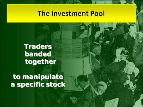 The Crash of 1929: Random Walk Down Wall Street