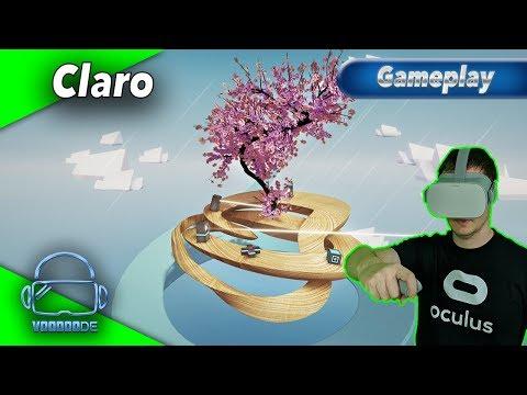 Claro - Wir müssen die Sonne lenken! [Gameplay][German][Oculus Go][Virtual Reality]