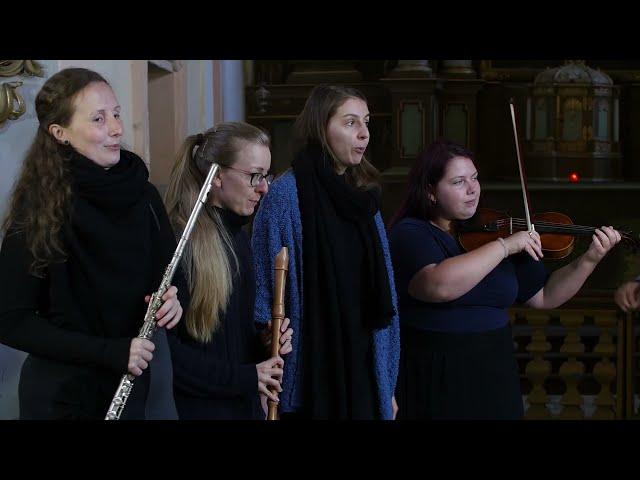 Lužickosrbské písně s Lidovou muzikou z Chrástu