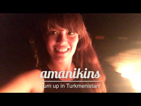 Vlog #29 Turn up in Turkmenistan! Part 1!