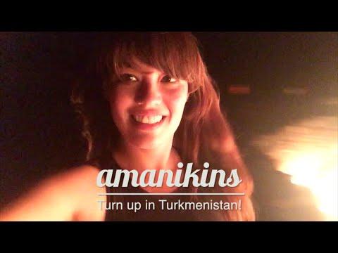 Turn up in Turkmenistan! Part 1!