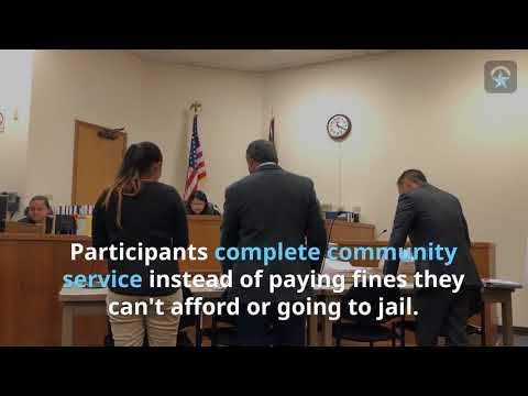 Honolulu Community Outreach Court Addresses Non-violent Offenses By Homeless People