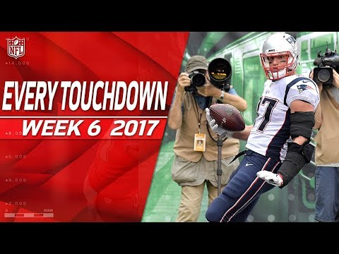 Download Youtube: Every Touchdown from Week 6 | 2017 NFL Highlights