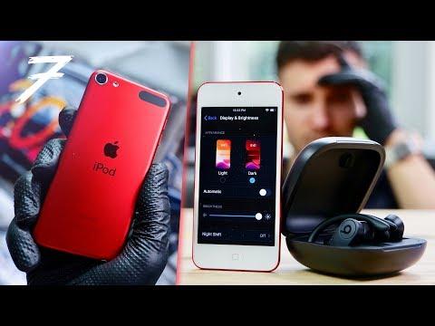 iPod Touch 7 (iOS 13) & Powerbeats Pro!