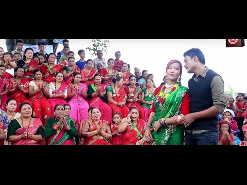 New Teej Song 2072,2015 Pohorko Teejaima by Aarati Khadka & Bishnu Khatiwoda HD