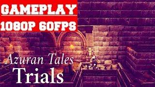 Azuran Tales Trials Gameplay (PC)