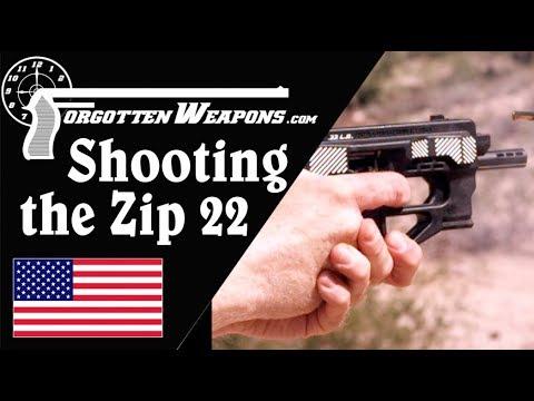 Zip 22: Shooting the Worst Gun Ever