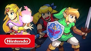 Cadence of Hyrule - Crypt of the NecroDancer Featuring The Legend of Zelda (Switch)