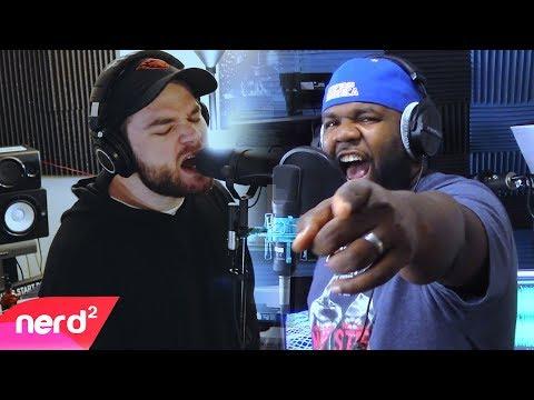 Apex Legends vs Fortnite Rap Battle w FabvL  Performance  NerdOut