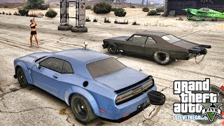 GTA 5 REAL LIFE MOD #613 - THE NOVA'S ABOUT TO LOSE THE CROWN!!! (GTA 5 REAL LIFE MODS)