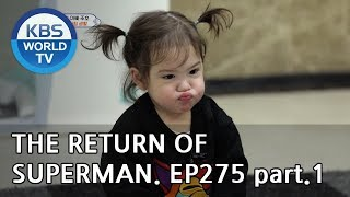 The Return of Superman | 슈퍼맨이 돌아왔다 - Ep.275: The Memory of How We Had Fun part1[ENG/IND/2019.05.05]