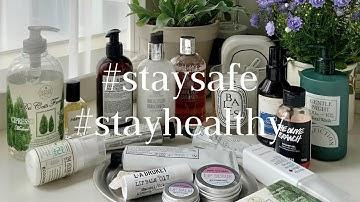 #stayhealthy 홈케어 제품 소개 with 룩판타스틱 | 바디/핸드크림추천 | 립 스크럽 | 라부르켓 | 러쉬 | 네스티단테 | 몰튼 브라운 | 이쿠킹 | 논픽션