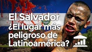 EL SALVADOR, ¿el país más VIOLENTO del mundo?  - VisualPolitik