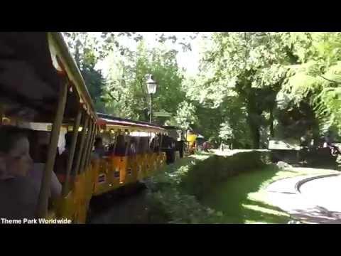 Panorama Train On Ride HD POV Europa Park
