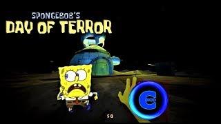 RUN SPONGEBOB RUN! - Spongebob's Day of Terror - Horror Game (complete)