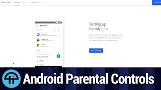 Parental Controls on an Android Phone