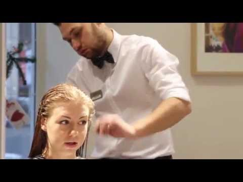 saniyamakeup_almaty  (окрашивание волос Омбре по технике шатуш)