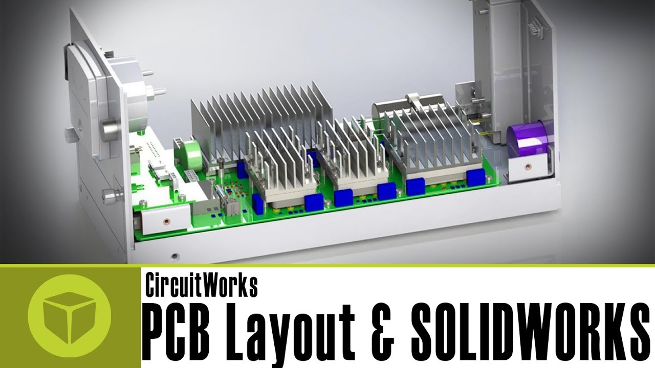 CircuitWorks - PCB + SOLIDWORKS communication