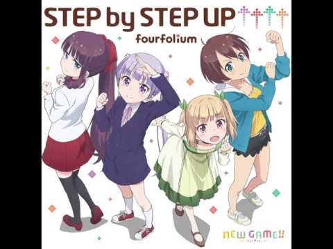 NEW GAME!! OP 2 FULL - STEP by STEP UP↑↑↑↑