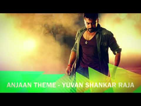 Anjaan Theme Music