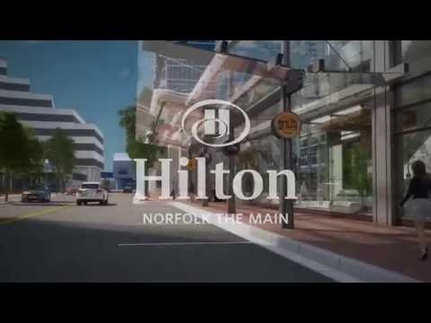 Take A Tour: Hilton Norfolk The Main