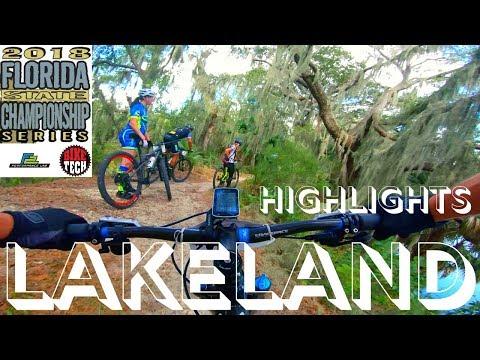 Highlights - Lakeland/Carter Road - FSC 6 - XC Mountain Bike Race POV