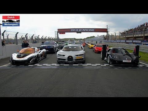 $25+ MILLION Supercar Gathering 2018! - Chiron, CCX, P1 GTR, LaFerrari, Aventador S, Performante,