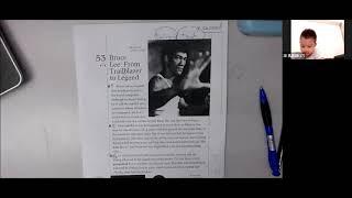 Publication Date: 2020-10-05   Video Title: 英文閱讀 Bruce Lee 學生版 高質素內容 刺激學生思