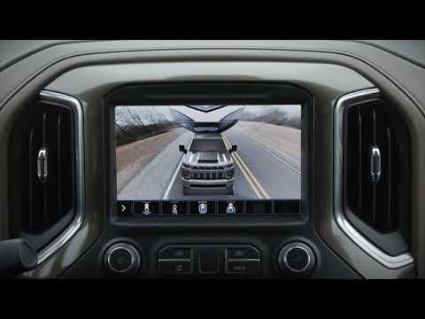 2020 Chevrolet Silverado - Advanced Trailering Technology