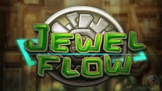 Jewel Flow - iPhone & iPad Gameplay Video