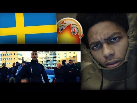 AMERICAN FIRST REACTION TO SWEDISH RAP DRILL/HIP HOP/TRAP ft. Sinan, Z.E, JIGGZ, Cherrie & MORE!