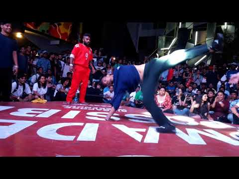 THE DOCK JAM|EXHIBITION BATTLE| BBOY BUNNY x WILDCHILD x LAST MINUTE(INDIA) vs RADIKAL FORZE CREW