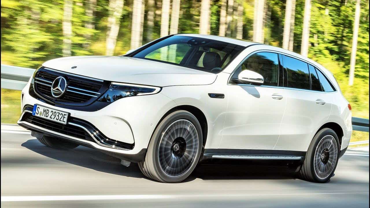 2019 Mercedes EQC 400 4MATIC