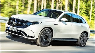 2019 Mercedes EQC 400 4MATIC - Performance and Efficiency