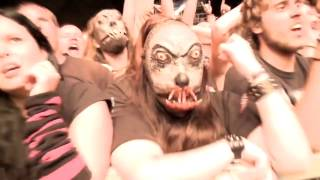 Powerwolf Live At Masters Of Rock 2015