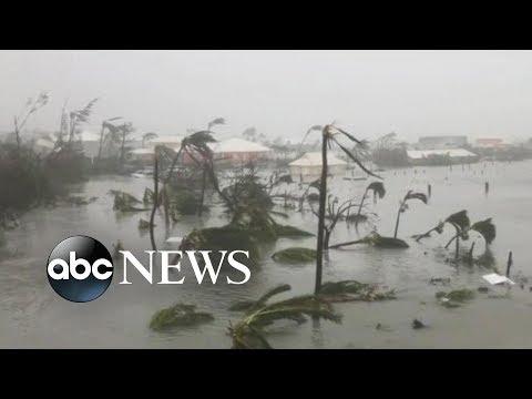 Dorian devastates Bahamas as U.S. prepares for possible landfall, Tragic boat inferno